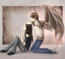 Guardian Angel by SilentxTime