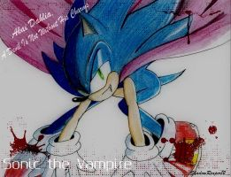 Sonic The Vampire by ShadowReaper12