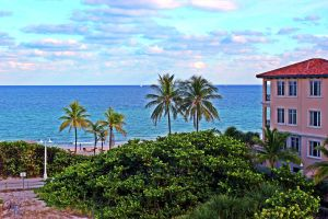 Hollywood beach Florida by VolumetricArt