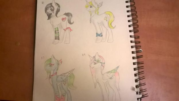 mlp adopts by goldenorb92