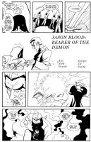 Etrigan story page 2 by CrimeRoyale