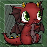 Chibi Dragon Adoptable by iheartart132