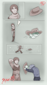 McCree's Hat Part 1 by Mikari131