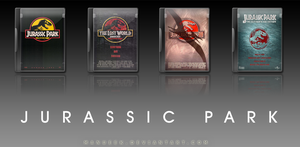 Jurassic Park Trilogy by manueek