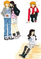 Casual Clothes by TRCelyne