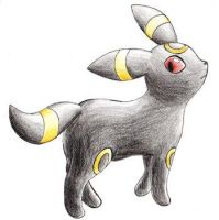 Umbreon by ShrubSparrow