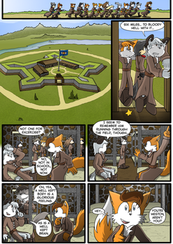 Darkness Falls Comic Ch. 2 Pg. 10 by CommissarZach