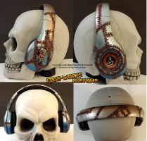 Bioshock Rapture Headphones by Edge-Works