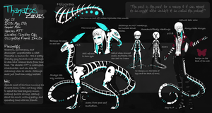 Thanatos Ref Sheet (V.0) by Ma-Junior