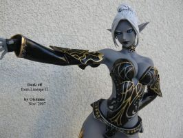 Dark Elf : Lineage Version by VaniliaCake