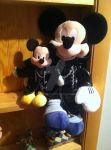 Organization Mickey - Two Sizes by snowtigra