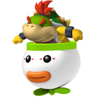 Bowser Jr. Render by Lucas-Zero