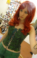Poison Ivy by bewarethepossums