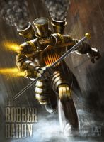 The Robber Baron by Smolin