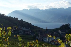 Around Lausanne, Switzerland by superjuju29