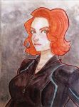 Black Widow comission by photon-nmo