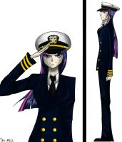 Commission: Commander Twilight Sparkle by Tao-mell