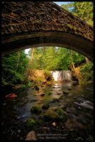 Whatcom Falls by SteelAtlas