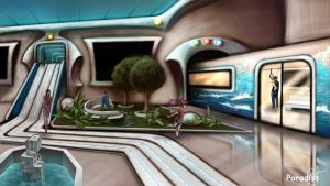 Future of the Subway by Paradiss2009