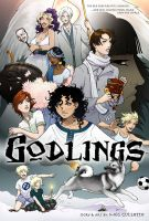 Godling Cover Finalized by Rowen-silver