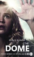 UNDER the DOME Promo Poster I by RyoDambar