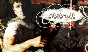 Loved Shahrukh by scarletartista