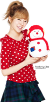 Sunny (SNSD) PNG Render by classicluv