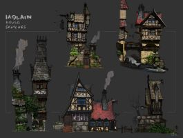 Iadlain all house sketches by Undercurrent-32