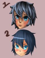 Help me choose a style for my future works? by Hamzilla15