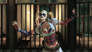 Harley Quinn by TheRumbleRoseNetwork