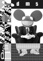 deadmau5 picture montage by Akebashi-chan