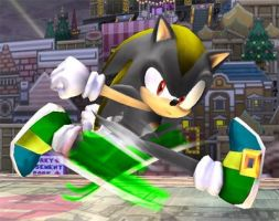 Posion The Hedgehog Hits The Brawls- Hacked By ASP by FiveNightsAtFoxys