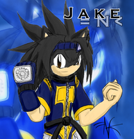 Arbiter Jake at your service by Equals-N-LessThan