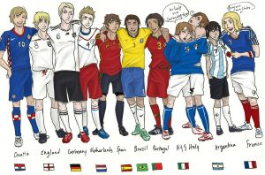 World Cup by rhymeswithmonth
