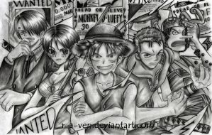 one piece by r-a-ven
