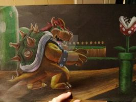 Bowser World by boehsesetwas