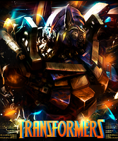 Transformers Avy by RodTheSecond