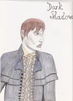 Barnabas Collins by animewiccan725