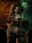 Bride of Dracula by winds-of-chaos
