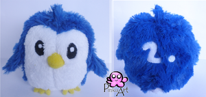 Mawaru Penguindrum plush by PinkuArt