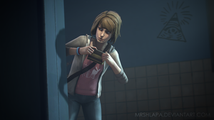 Life is Strange: Maxine Caulfield by MrShlapa