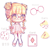 Yanny Adoptable #19 [AUCTION] CLOSED by Seraphy-chan