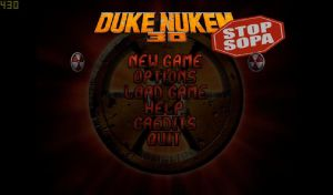 Duke Nukem 3D Anti-SOPA Edition 2 by Wesker500