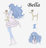 Contest - Bella by strawberry-pink