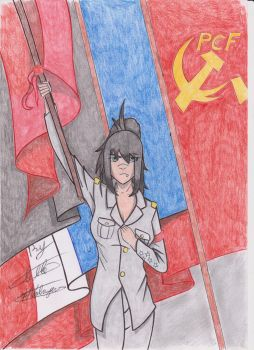 Alexandra Leader of the Revolution by Kobayev