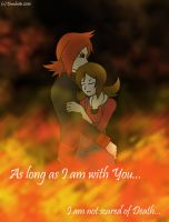 As long as I am with You... by Dorchette