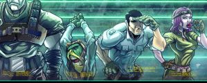 Salvagers by Anothen