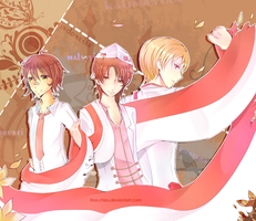 Indonesian Independence day !! by IzuKyun