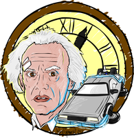 Doc Brown by Namcoking
