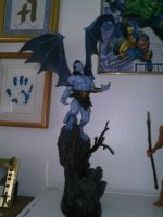 Goliath Statue 1 by STAN4US